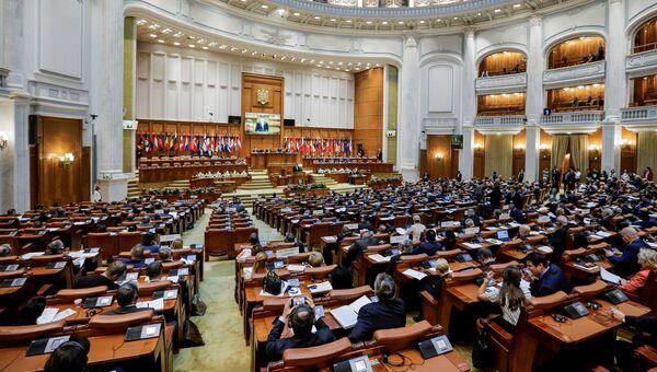 Парламентская ассамблея НАТО в Бухаресте