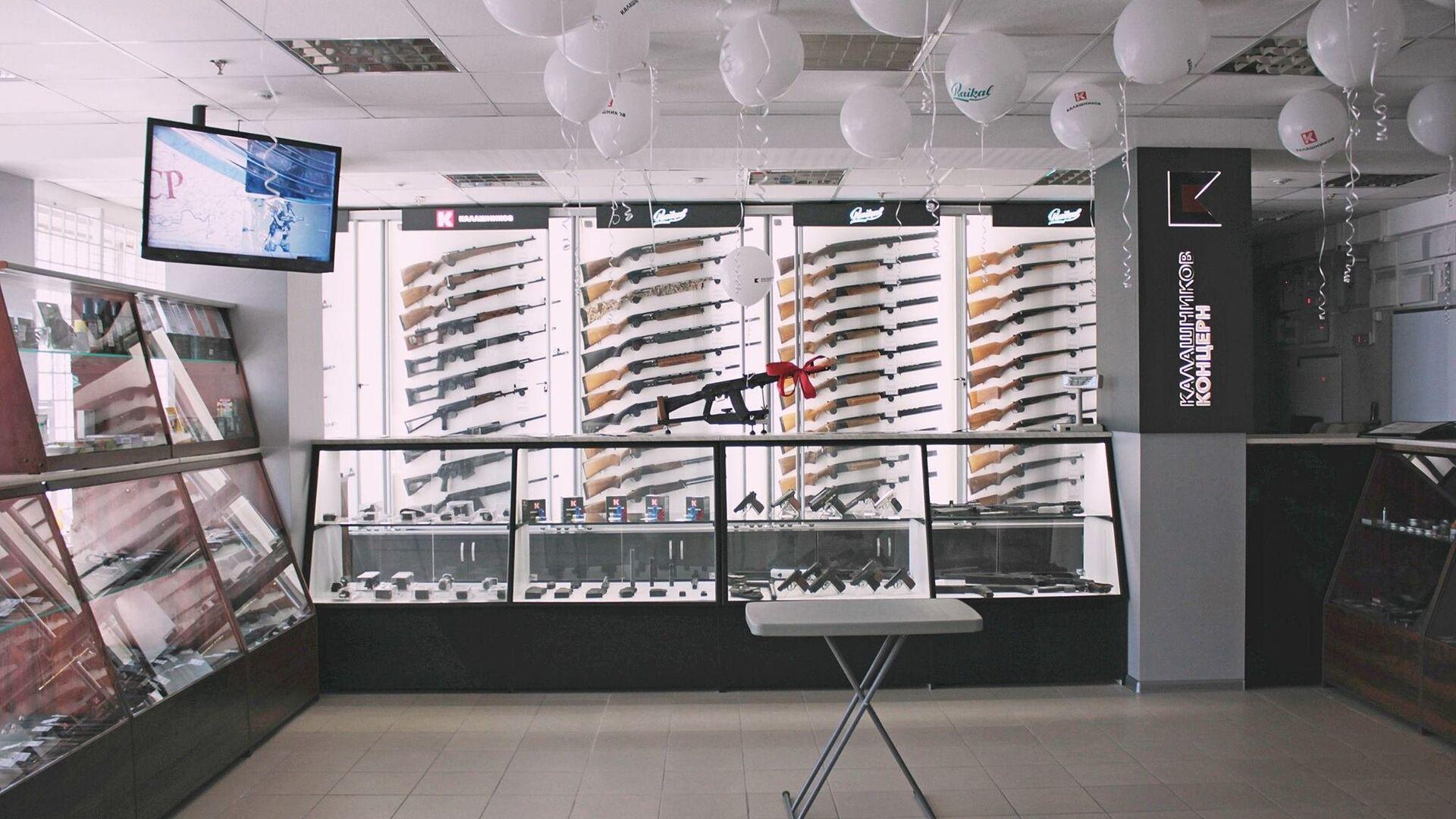 Концерн Калашников открыл первые шесть региональных сервисных центров по обслуживанию гражданского оружия - РИА Новости, 1920, 04.08.2021