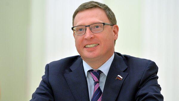 Александр Бурков. Архивное фото