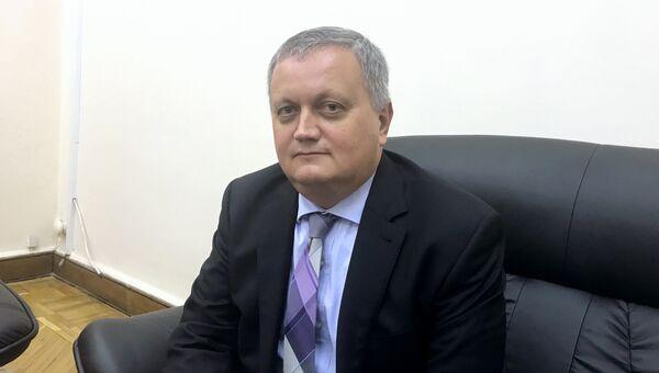 Директор департамента Северной Америки МИД РФ Георгий Борисенко