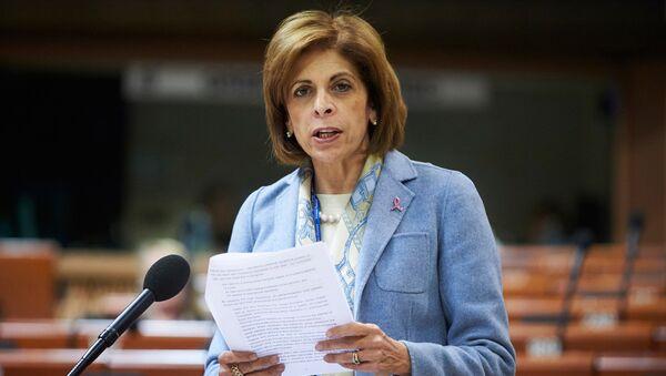Представитель Кипра в ПАСЕ Стелла Кириакидес