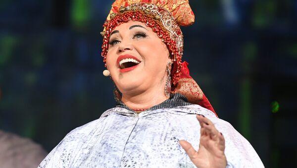 Певица Надежда Бабкина. Архивное фото