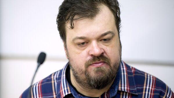 Василий Уткин. Архивное фото.