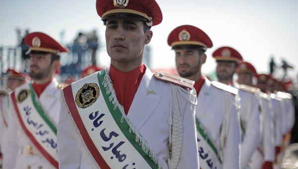 Корпус стражей исламской революции в Тегеране. Архивное фото
