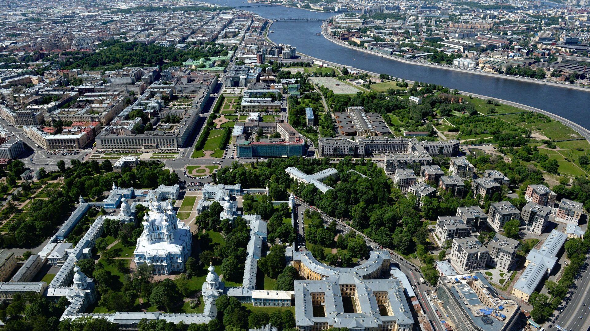 Города России. Санкт-Петербург - РИА Новости, 1920, 02.03.2021