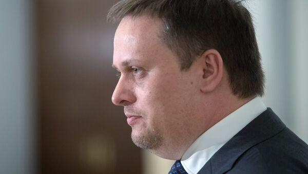 Губернатор Новгородской области Андрей Никитин. Архивное фото