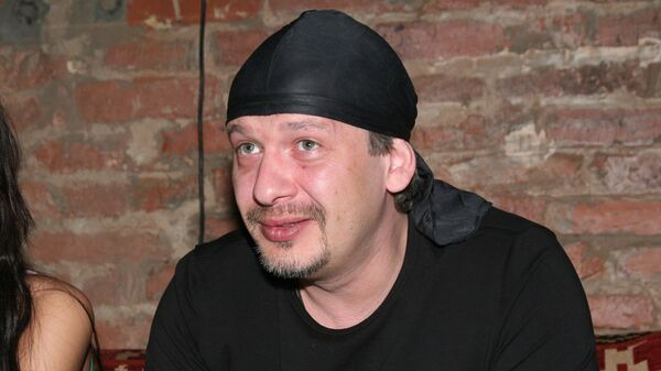 Актер Дмитрий Марьянов