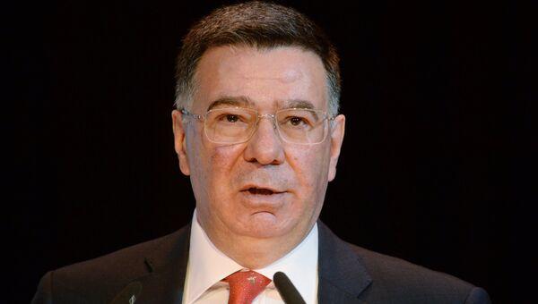Директор департамента международных организаций МИД РФ Александр Панкин. Архивное фото