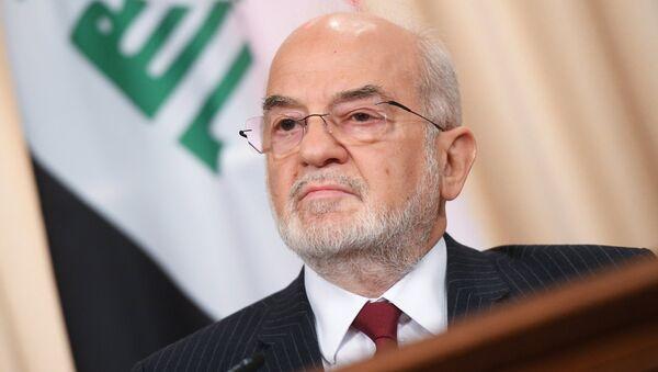 Министр иностранных дел Республики Ирак Ибрагим аль-Джаафари. Архивное фото