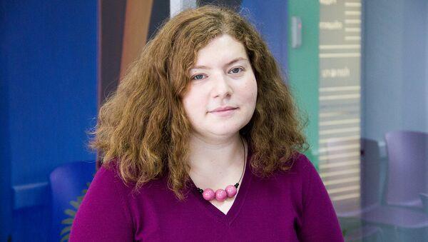 Александра Бабкина, руководитель Добро Mail.Ru