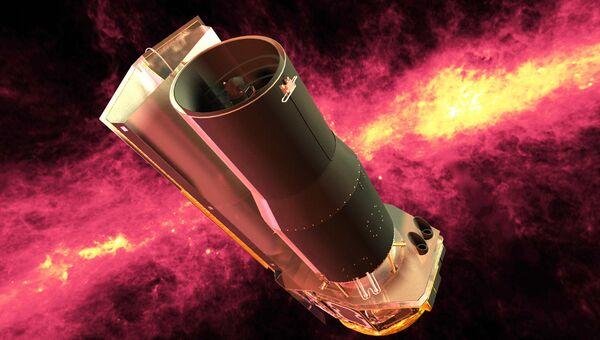 Телескоп Спитцер может быть передан в руки частников