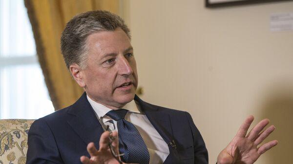Волкер: США никогда не оставят Украину