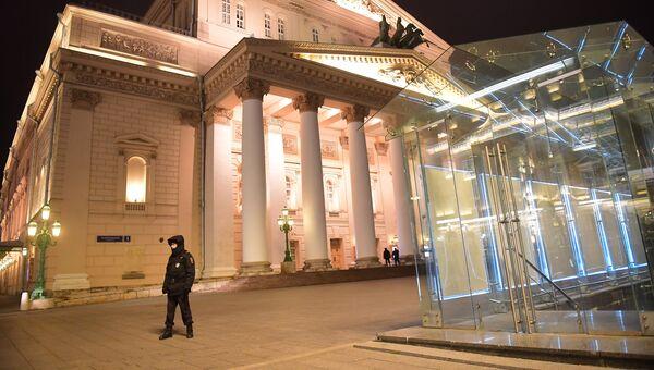 Большой театр. Архивное фото