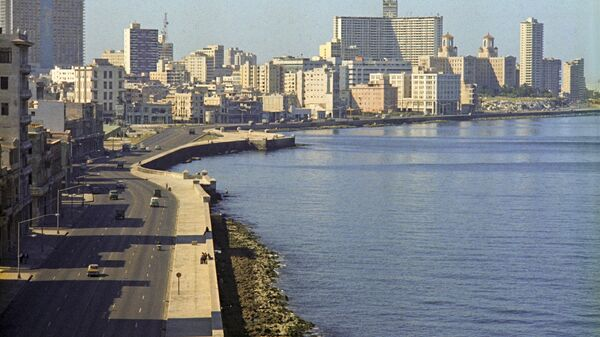 Куба. Архивное фото