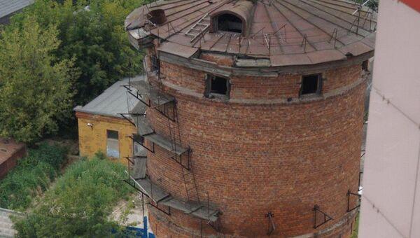 Водонапорная башня в Щербинке