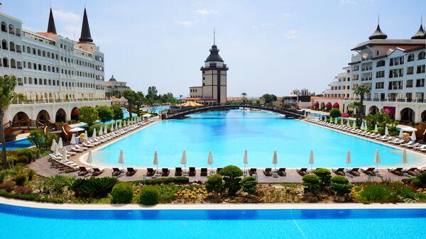 Отель Mardan Palace в Анталье, Турция. Архивное фото