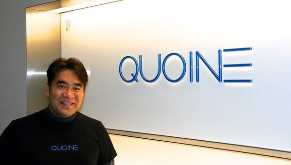 CEO компании Quoine Майк Каямори