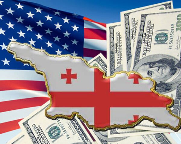 Грузия просит материальную помощь у Америки