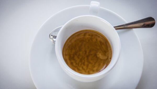 Чашка с кофе. Архивное фото