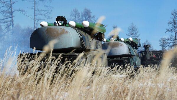 ПВО. Архивное фото