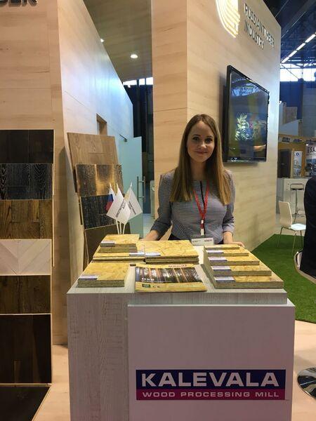ДОК Калевала (Карелия) – один из крупнейших производителей современных ОСП-плит в России