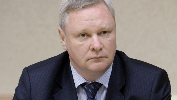 Первый заместитель министра иностранных дел России Владимир Титов