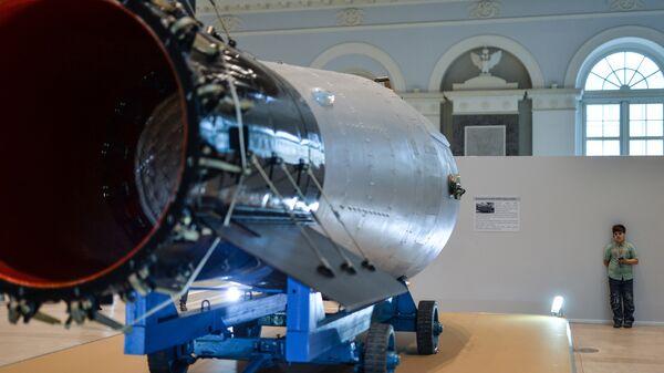 Копия водородной бомбы. Архивное фото