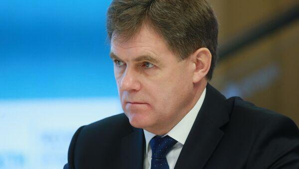 Посол Белоруссии в РФ Игорь Петришенко. Архивное фото