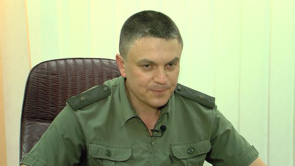 Министр государственной безопасности ЛНР Леонид Пасечник. Архивное фото