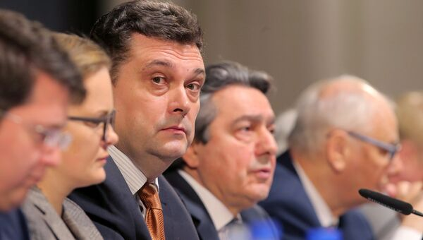Владимир Соловьев. Архивное фото