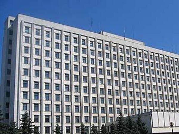 ЦИК Украины. Архивное фото