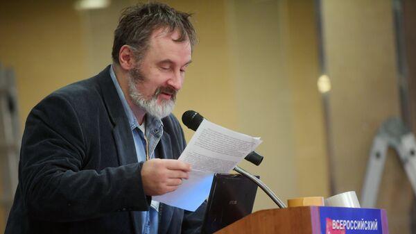 Председатель Совета правозащитного центра Мемориал Александр Черкасов
