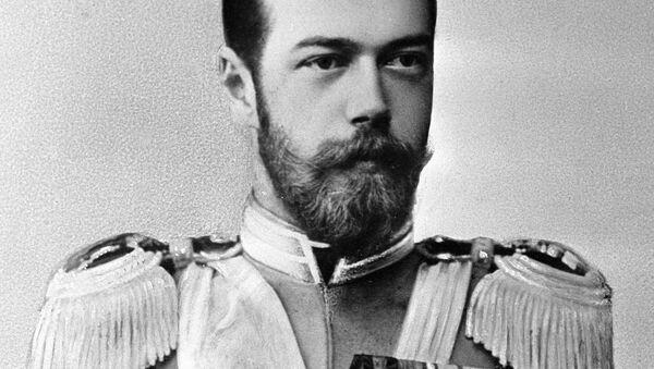 Репродукция фотографии Император Николай II из собраний Государственного исторического музея (рекадрированный)