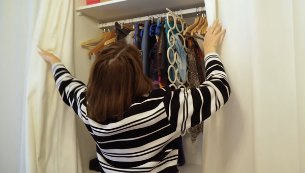 Хранение вещей: 3 способа устроить гардеробную в небольшой квартире