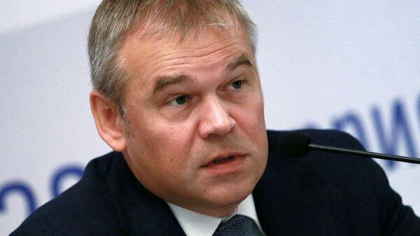 Заместитель председателя ЦБ РФ Василий Поздышев