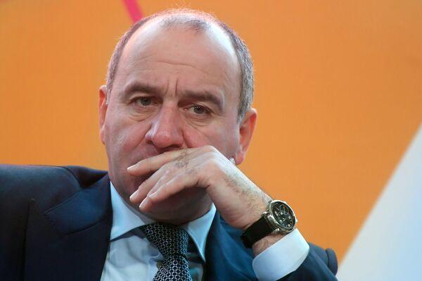 Глава Карачаево-Черкесской Республики Рашид Темрезов