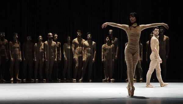 Международный фестиваль современного танца DANCE INVERSION. Национальный балет Марселя