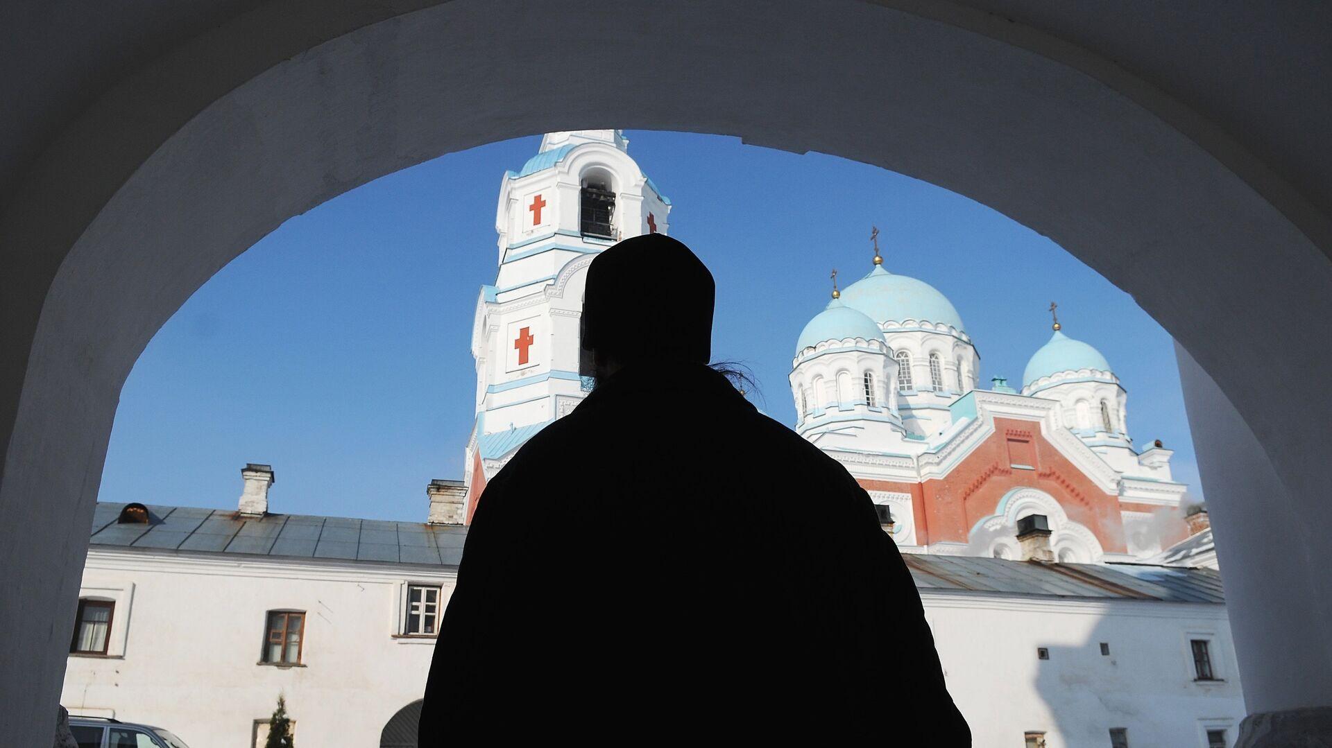 Валаамский монастырь - РИА Новости, 1920, 30.06.2021