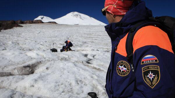Эльбрусский высокогорный поисково-спасательный отряд МЧС РФ