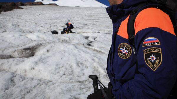 Высокогорный поисково-спасательный отряд МЧС РФ