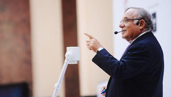Один из лучших консультантов мира Ицхак Адизес прочтет лекцию в Москве
