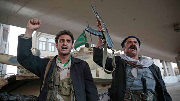 Хуситы в Йемене. Архивное фото