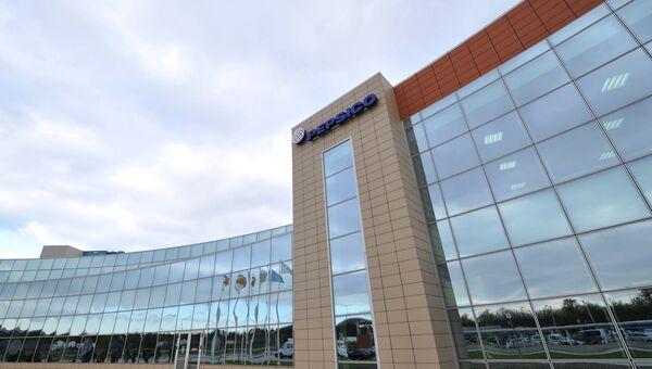 Завод PepsiCo в Азове