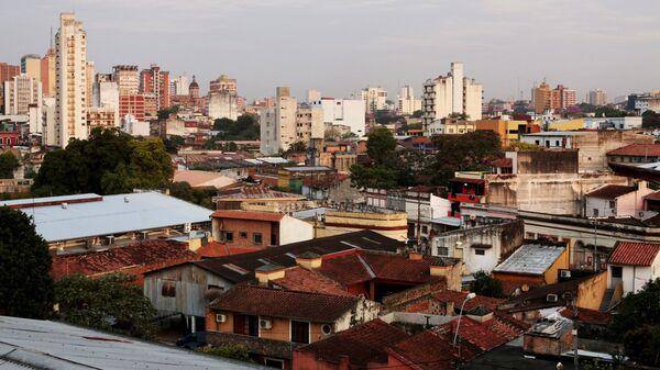 Столица Парагвая Асунсьон