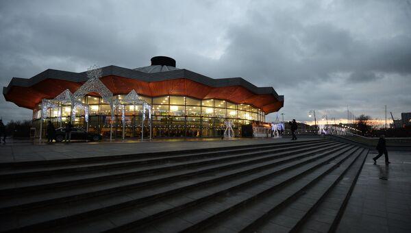 Большой Московский государственный цирк на проспекте Вернадского в Москве