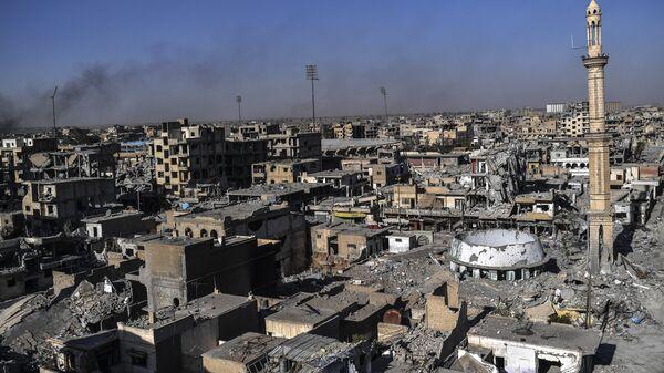 Панорама Ракки, Сирия