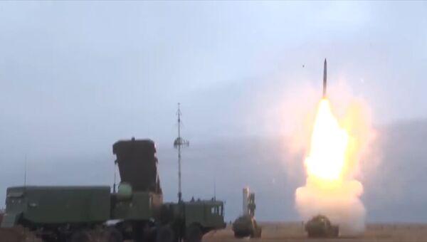 Разрушительный Триумф: ЗРК С-400 в действии