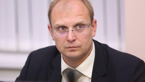 Председатель правительства Ульяновской области Александр Смекалин