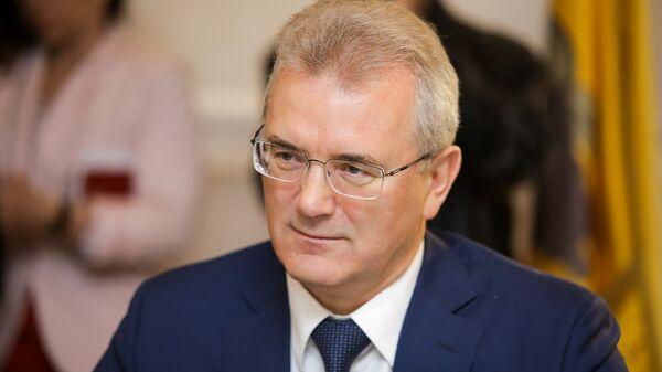Губернатор Пензенской области Иван Белозерцев. Архивное фото