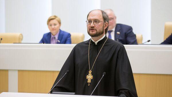 Председатель Комиссии ОПРФ по вопросам благотворительности, гражданскому просвещению и социальной ответственности Александр Ткаченко